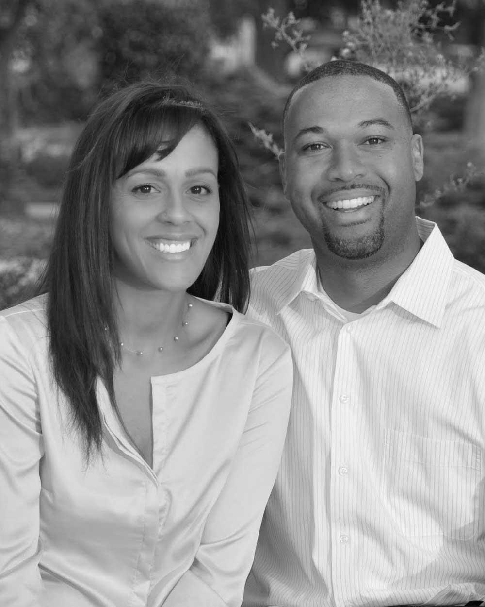 Jessica and Bobby Smith